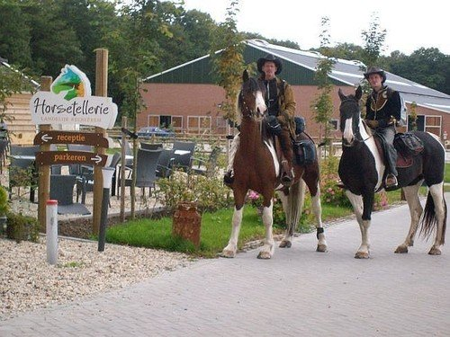 De Horsetellerie - Visit Hardenberg
