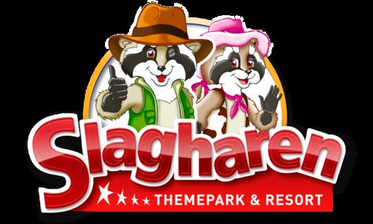 Attractiepark Slagharen logo - Visit hardenberg