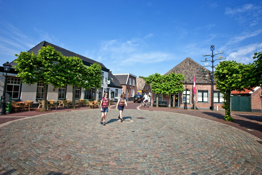 Wandelroute in de regio Hardenberg - The College Hotel