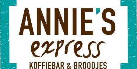 Annie's Express koffiebar en broodjes logo - Visit hardenberg