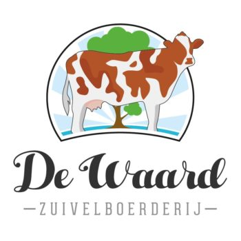 Zuivelboerderij De Waard logo - Visit hardenberg