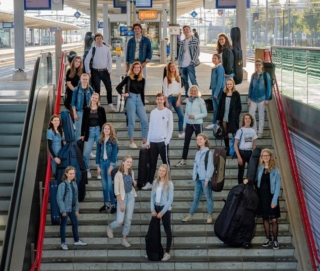 Britten Jeugd Strijkorkest Kerstconcert - Visit Hardenberg