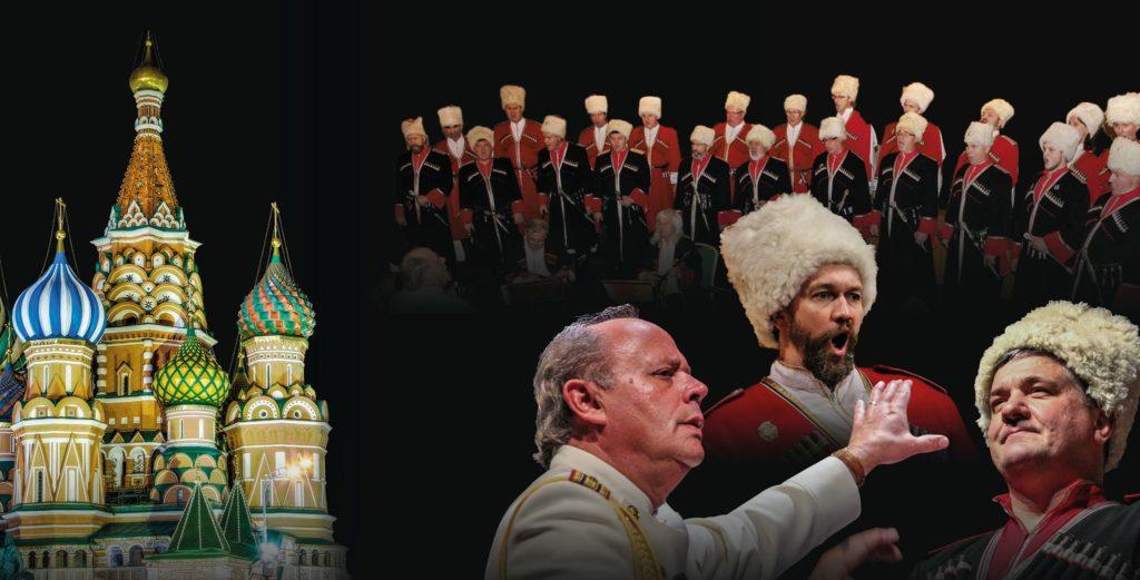 Don CossackChoir Of Russia - Visit Hardenberg