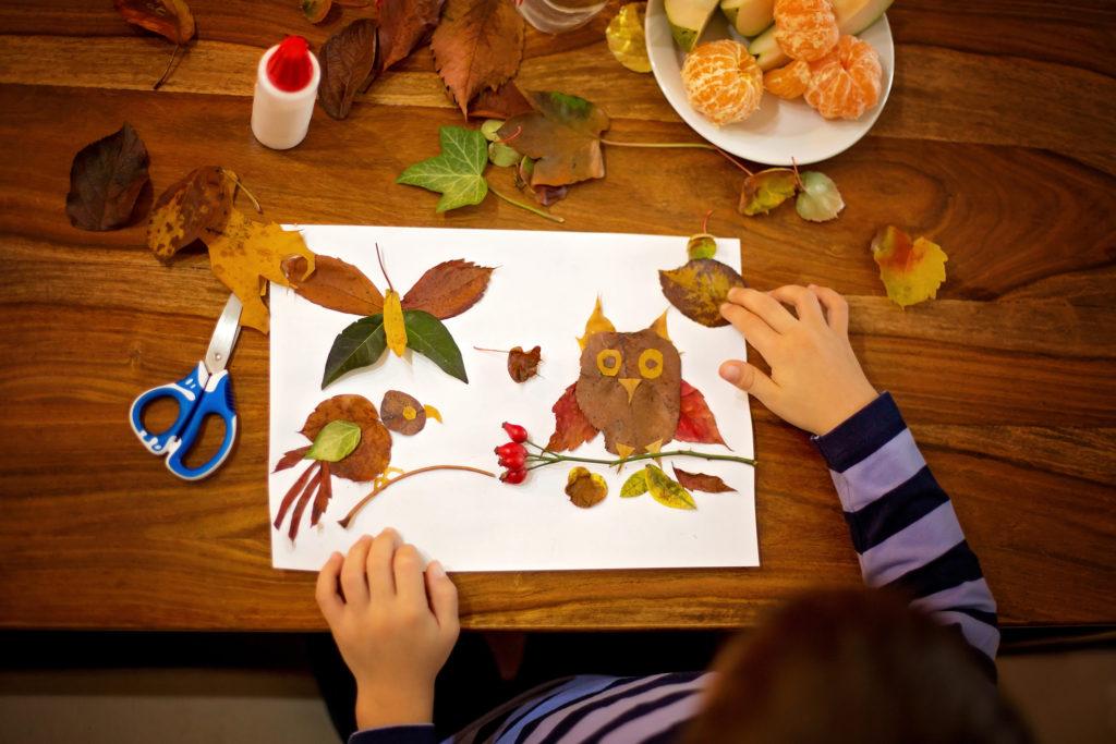 Herfst knutselmiddag - Visit Hardenberg