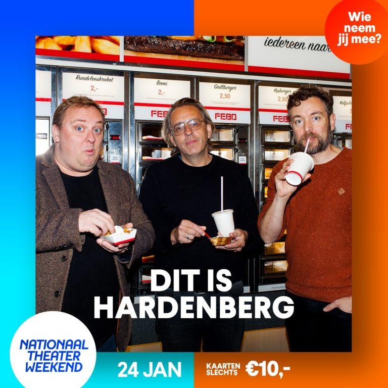 Nationaal Theaterweekend – Dit is Hardenberg - Visit Hardenberg