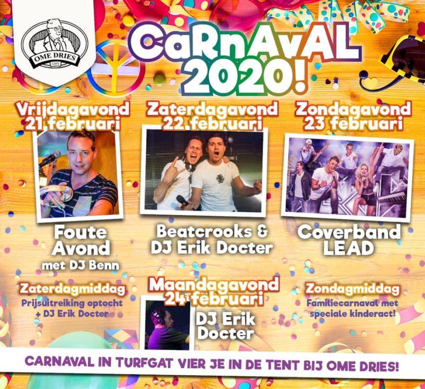 Carnaval Slagharen - Visit Hardenberg