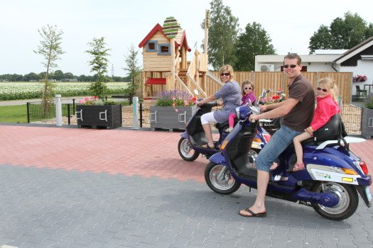 Camping 't Rheezerwold - Visit Hardenberg
