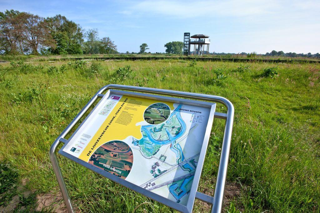 Uitkijkpunt Loozensche Linie - Visit Hardenberg