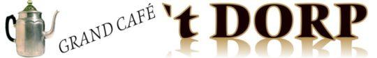 Grand Café 't Dorp logo - Visit hardenberg