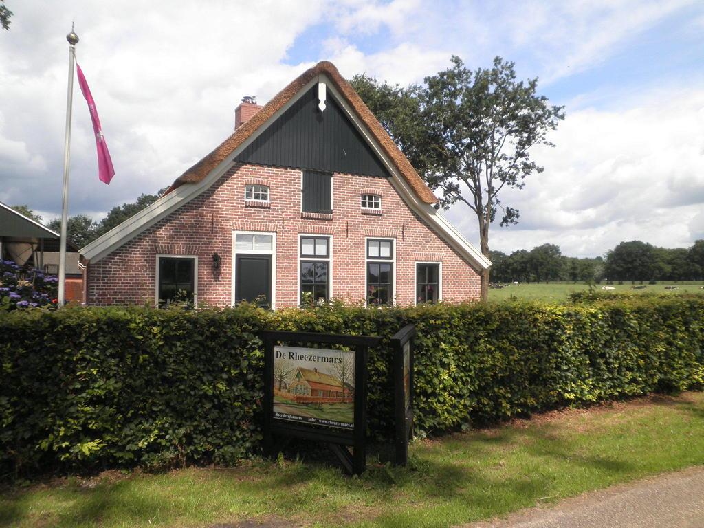 Bed & Breakfast De Rheezermars - Visit Hardenberg