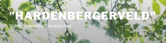 B&B Hardenbergerveld logo - Visit hardenberg